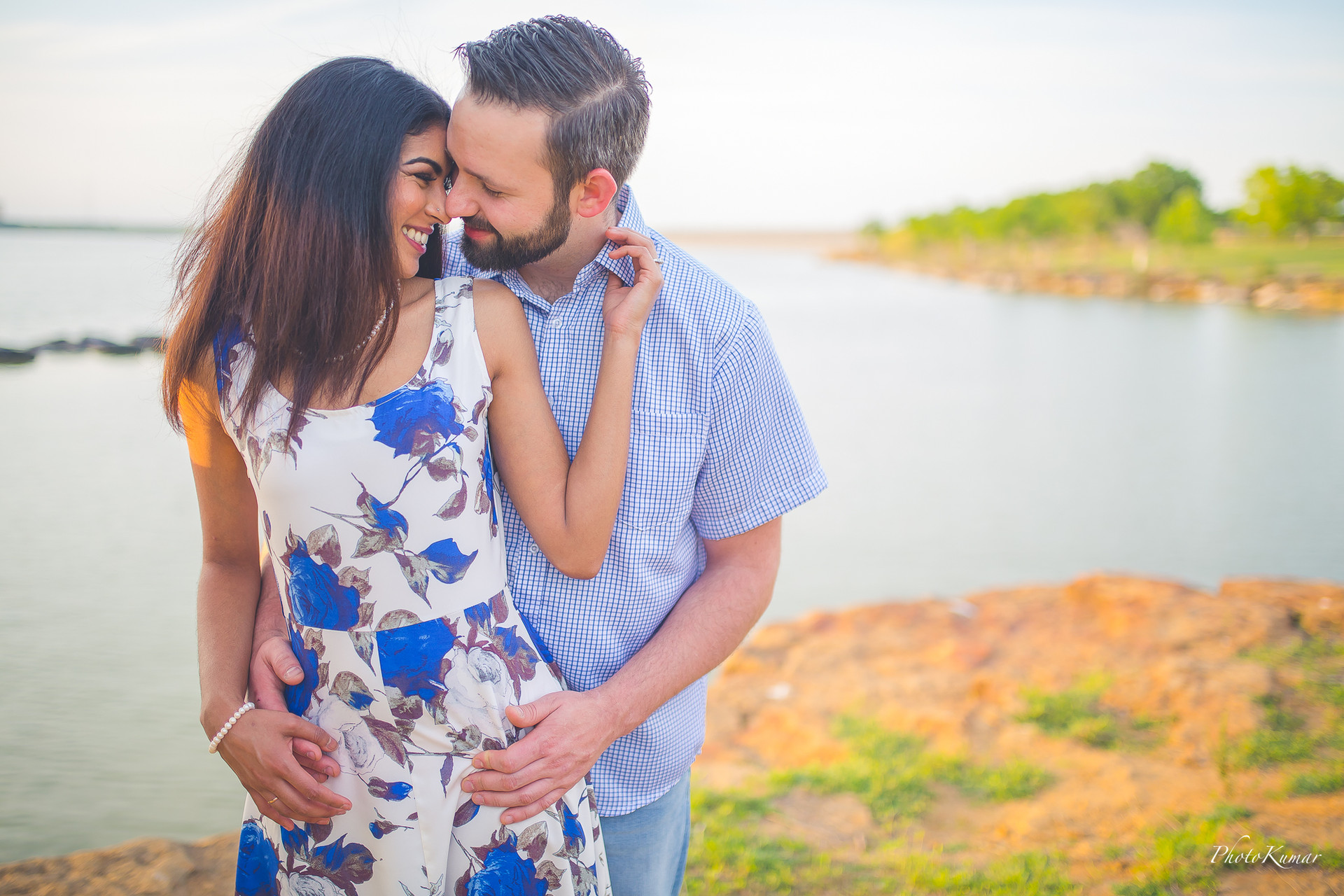 Ramya and Charles -PhotoKumar -Engagemen