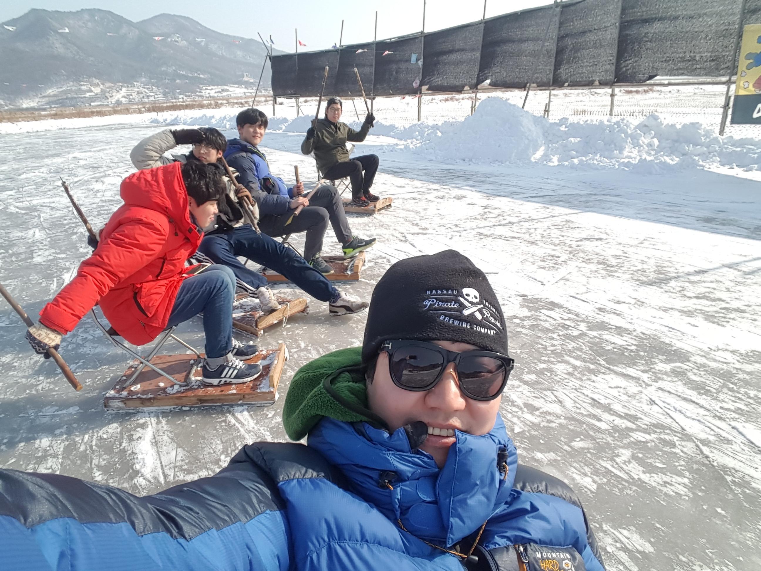 2017년 연성단 미팅 (강화도)