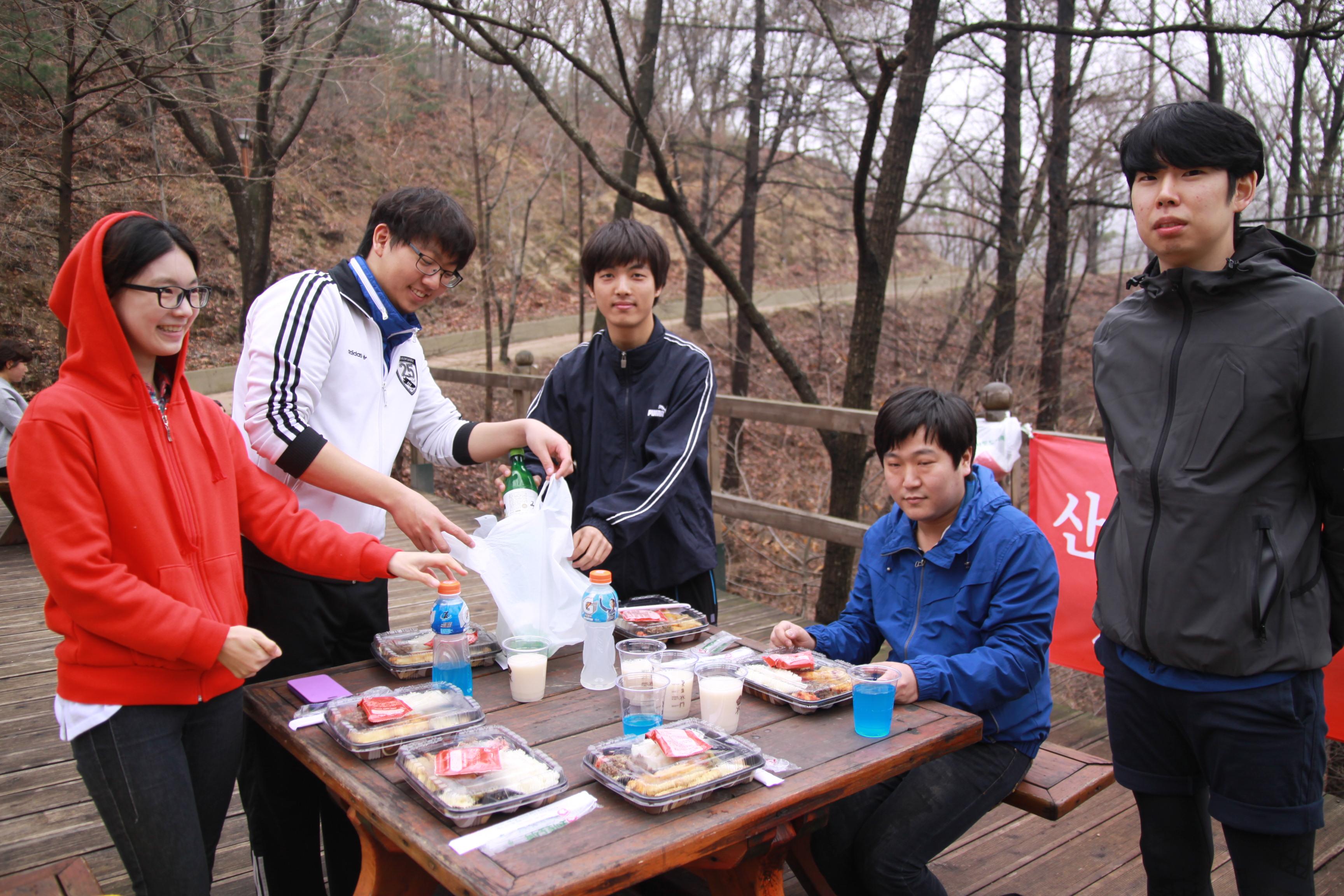 2015년 영인산 휴양림 (4월 1일 만우절) - 복사본