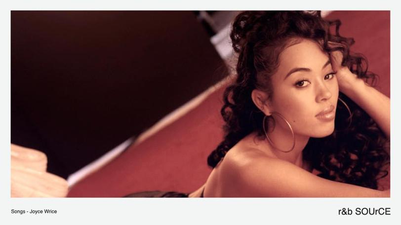 Joyce Wrice▶︎▶︎日本の血を引く歌姫。D・マイルも惚れ込んだ魅惑のR&B。