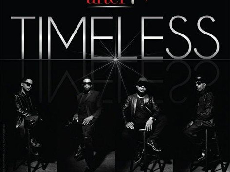 """R&BグループAfter 7が、アルバム『Timeless』をリリース。""""I Want You""""、""""Runnin' Out""""などを収録した至極の"""