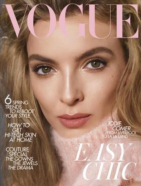 Vogue Cover, April 2020