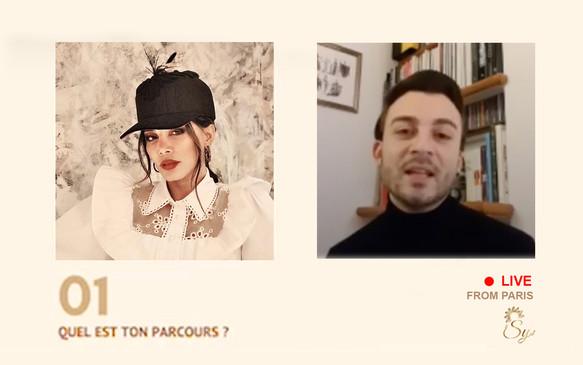 Live Fashion, January 2021