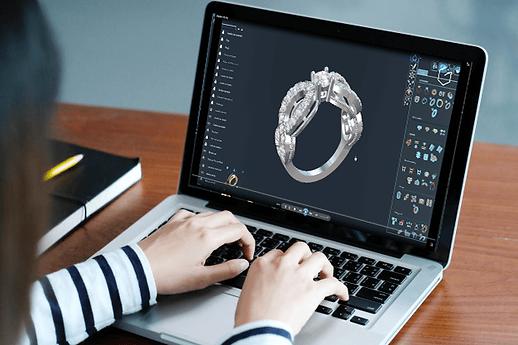 Take a 3Design jewellery course