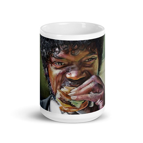 Jules - Pulp Fiction, Movie Art Mug