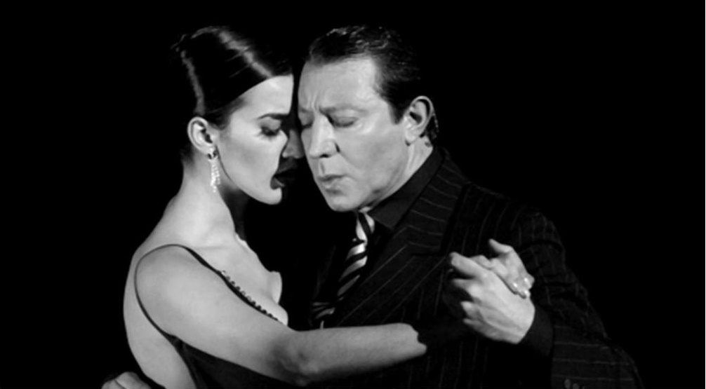 Miguel Angel Zotto e Daiana Guspero