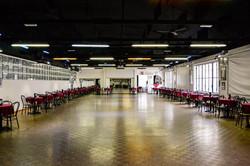 Sala eventi,  corsi e milonga