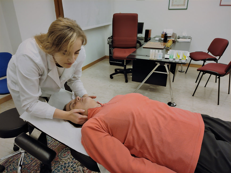 chiropratico trento
