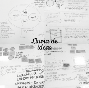 D. LLUVIA DE IDEAS