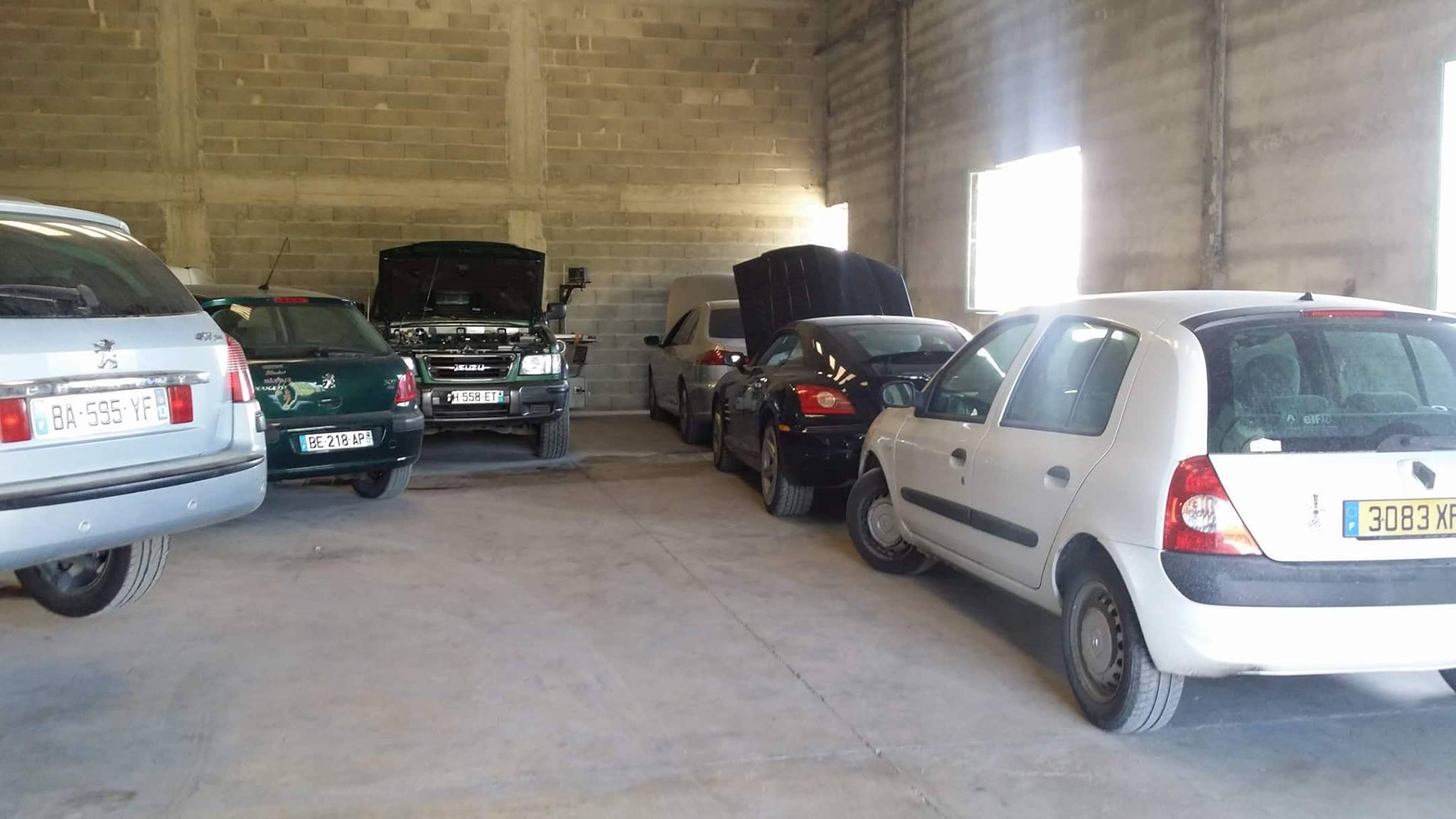 garage auto carpentras