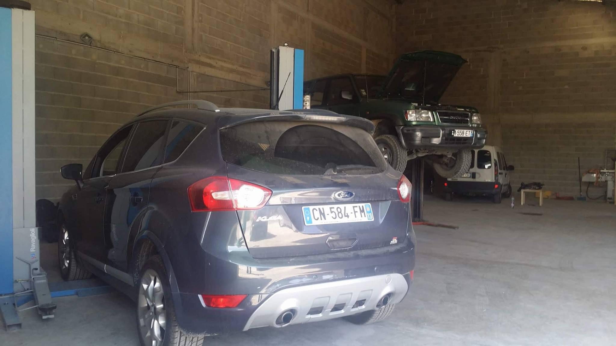 ford kuga entretien et réparation