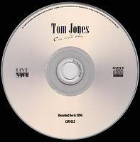 Tom Jones One Night Only CD.jpg