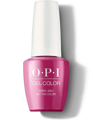 GCT83 Hurry-juku Get This Color!