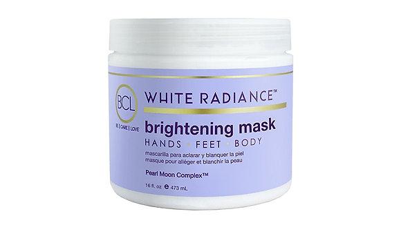 BCL Spa Organic Brightening Spa Soak/Cream/Mask/Scrub