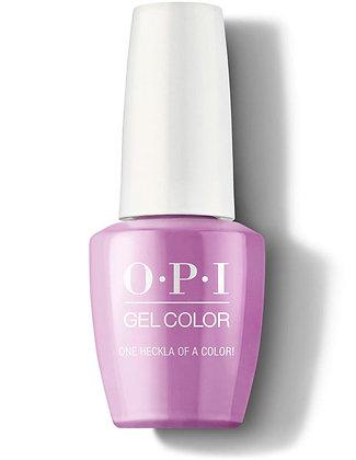 GCI62One Heckla of a Color!