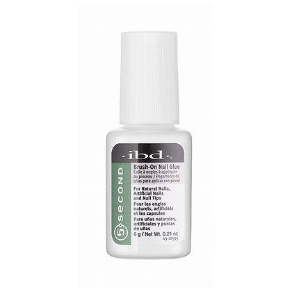 IBD 5 Second Brush-On Nail Glue