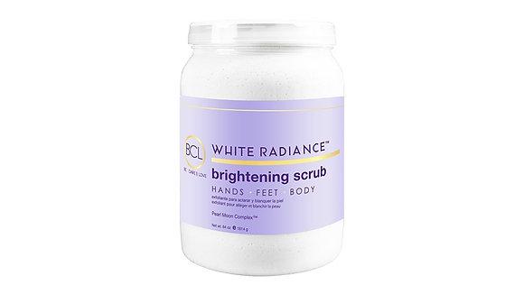 BCL Spa Organic Spa Whitening Soak/Cream/Mask/Scrub