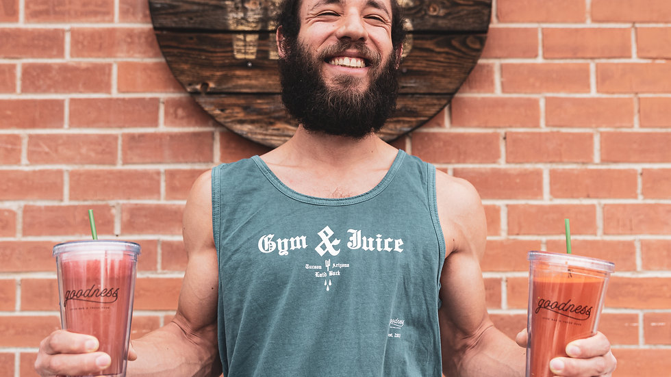 Gym & Juice - Mens Tank