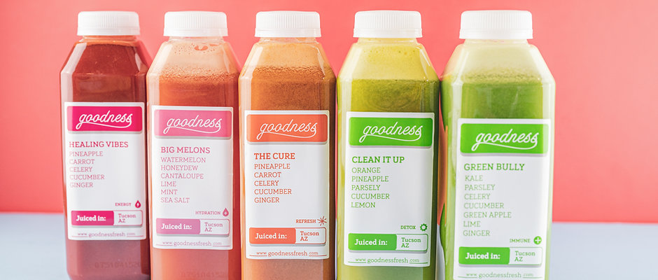 The Goodness Cleanse
