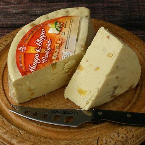Ingwer Käse Preis pro 200 gr.