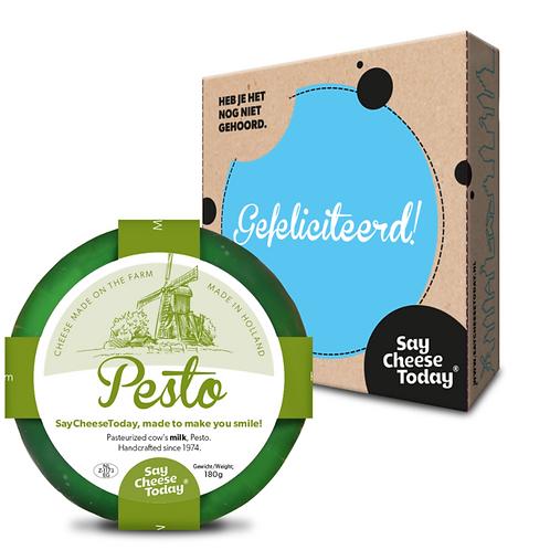 Small Pesto Cheese 180 gr
