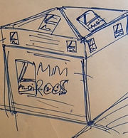 Client Sketch of Design Idea