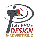Platypus Design and Advertising Logo