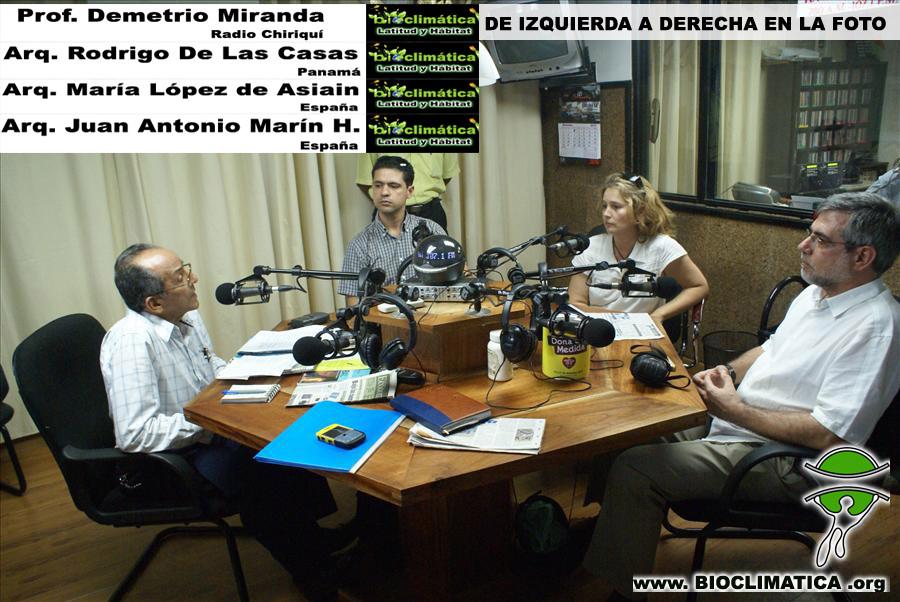 Prof._Demetrio_Miranda,_Rodrigo_De_Las_Casas_,_María_López_de_Asiain,_Juan_Antonio_Marín,_(Bioclimát