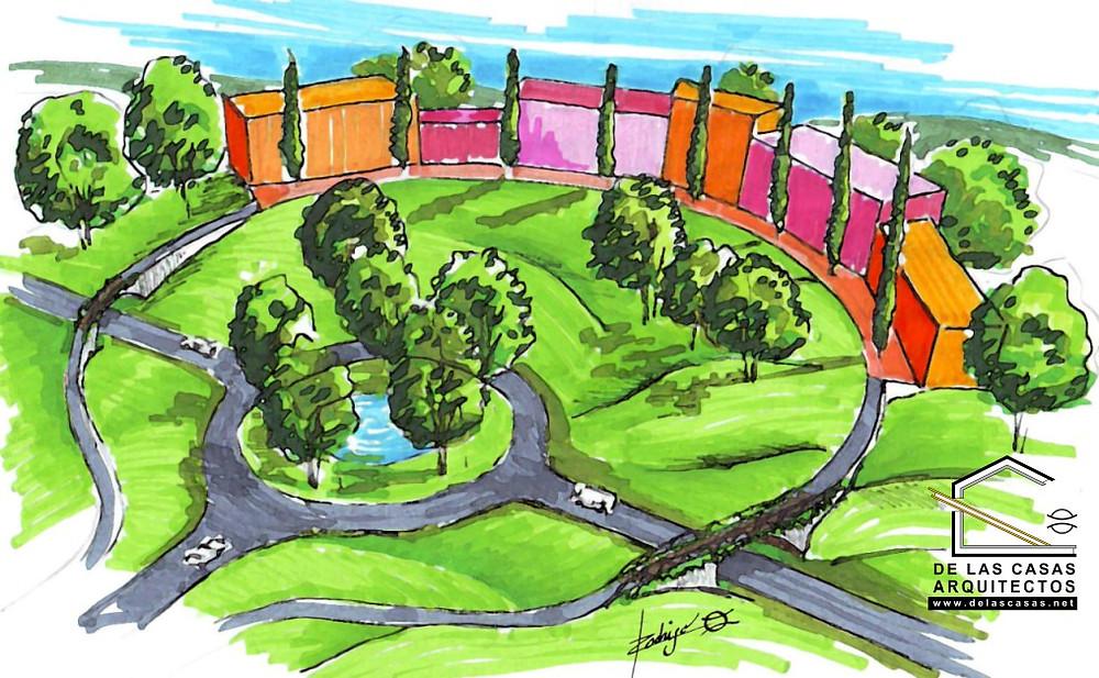 diseño bioclimatico de espacios abiertos
