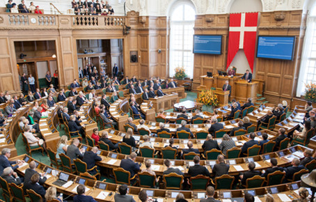 Regeringens lovprogram 2020-21