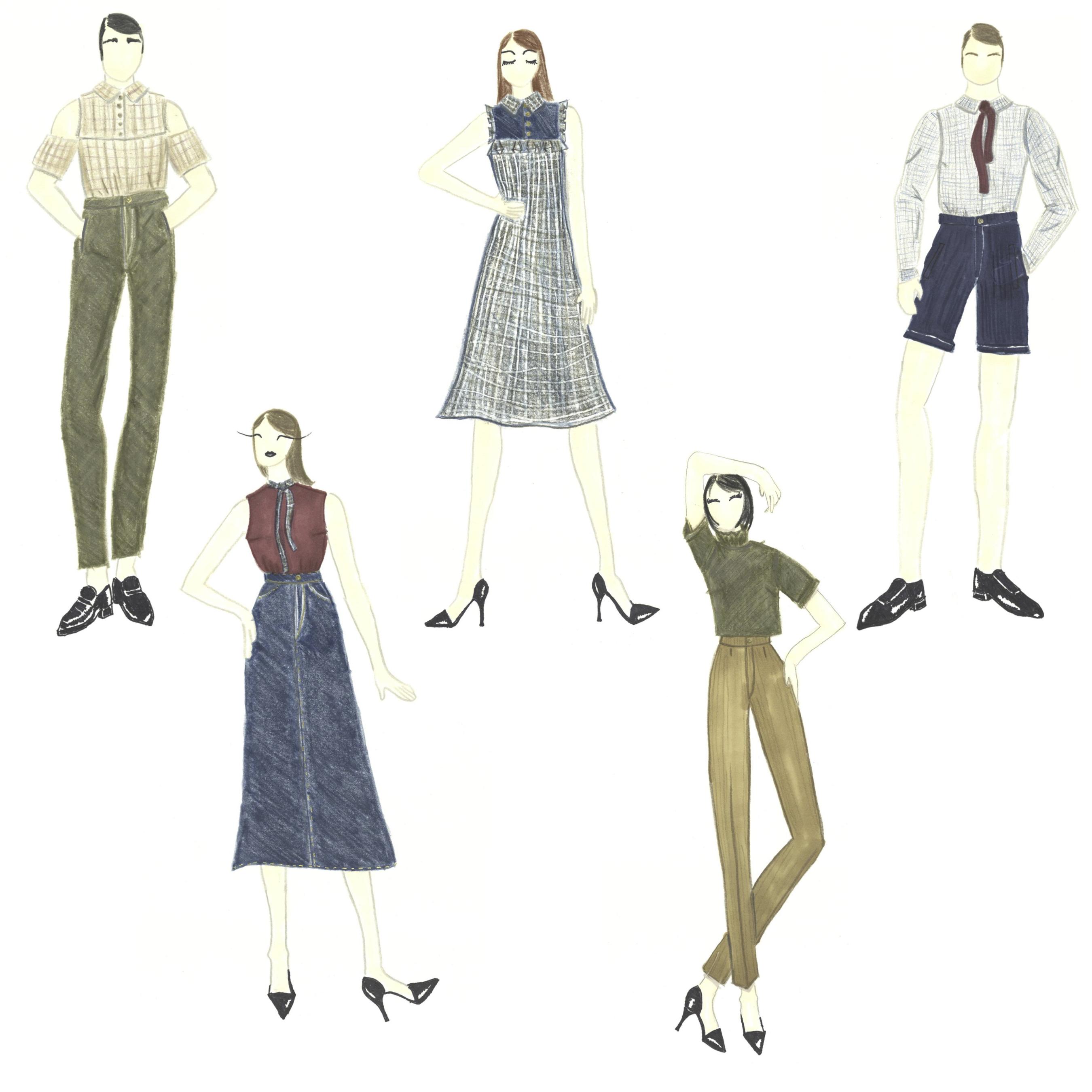 Kvietok_Fashion Illustration Collection (1)