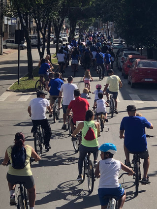 Passeio Ciclístico - Dia dos Pais
