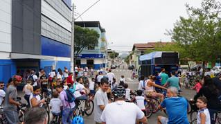 Passeio Ciclístico - Dia dos Pais/Estudante