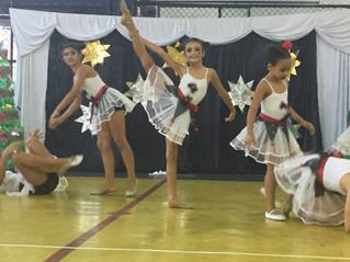 Apresentação de Encerramento Ballet, Jazz e GR