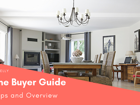 Home Buyer Guide #1: Tips and Overview