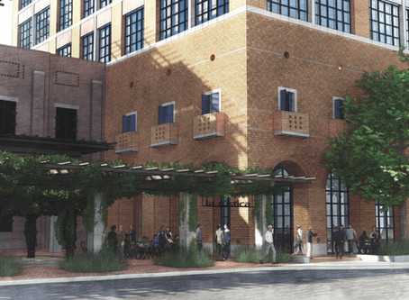 New San Antonio development shoots onto bustling Broadway strip near the Pearl