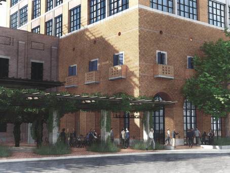 New San Antonio development shoots onto bustling Broadway strip near the Pearl