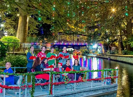 Riverwalk Holiday Lights