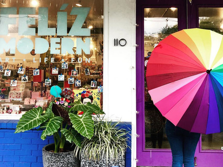 Colorful San Antonio gift shop pops into Pearl to launch new concept