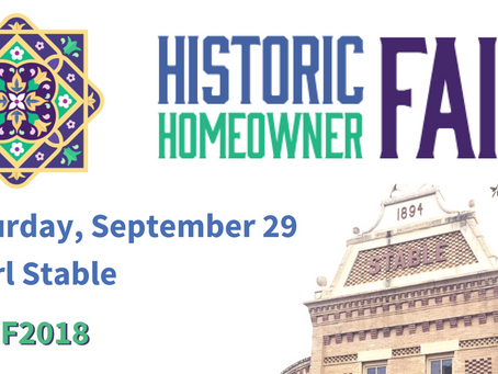 Historic Homeowner Fair