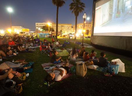 Free Outdoor Movies in San Antonio & Surrounding Areas