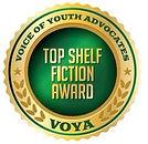 Voice of Youth Advocates Top Shelf Fiction Award