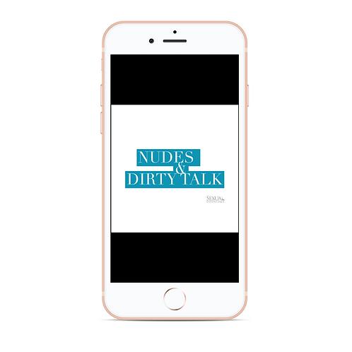 Nudes & Dirty Talk Webinar
