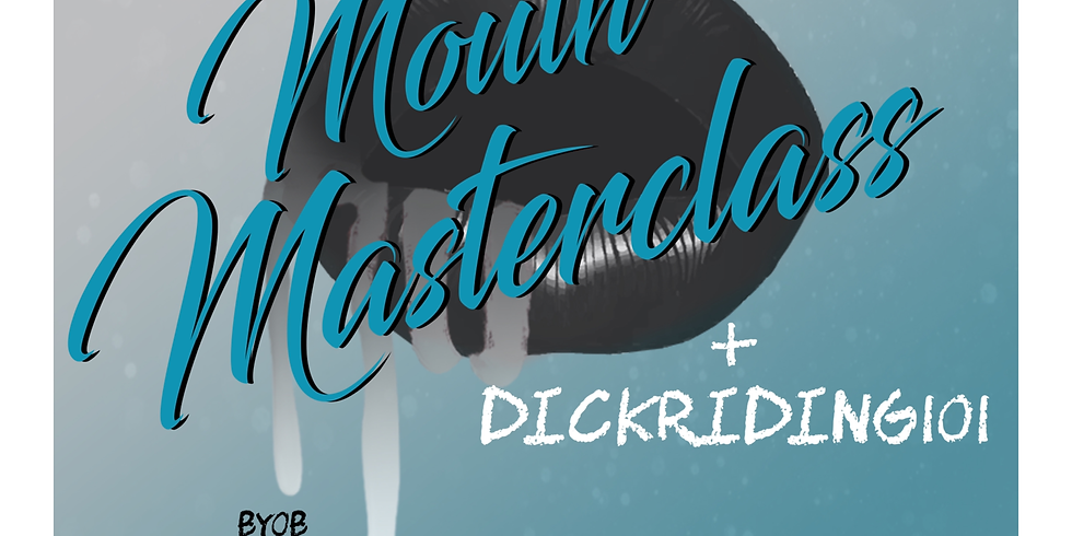 #MouthMasterclass NYC 10/12/19
