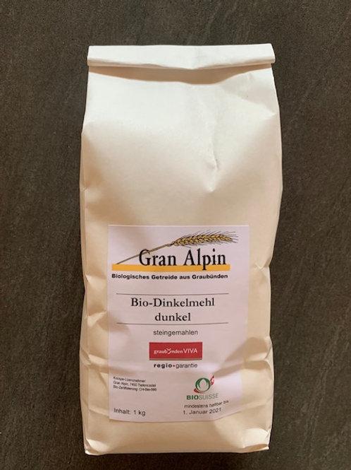Bio-Dinkelmehl dunkel 1kg
