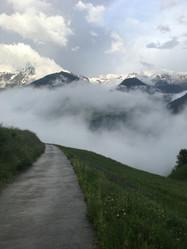 Gudigliel bei Nebel