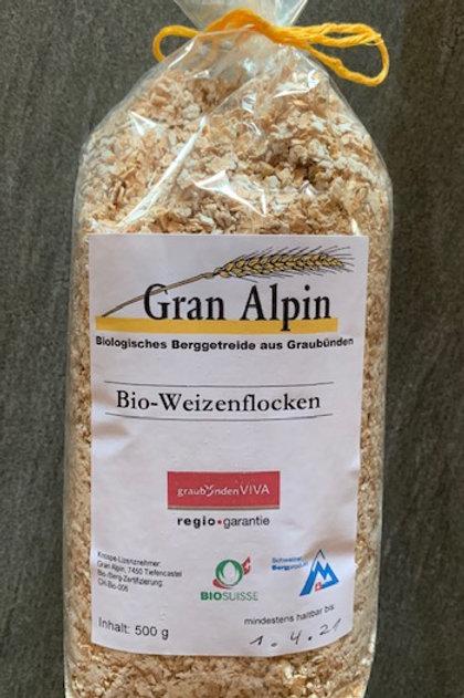 Bio-Weizenflocken 500g