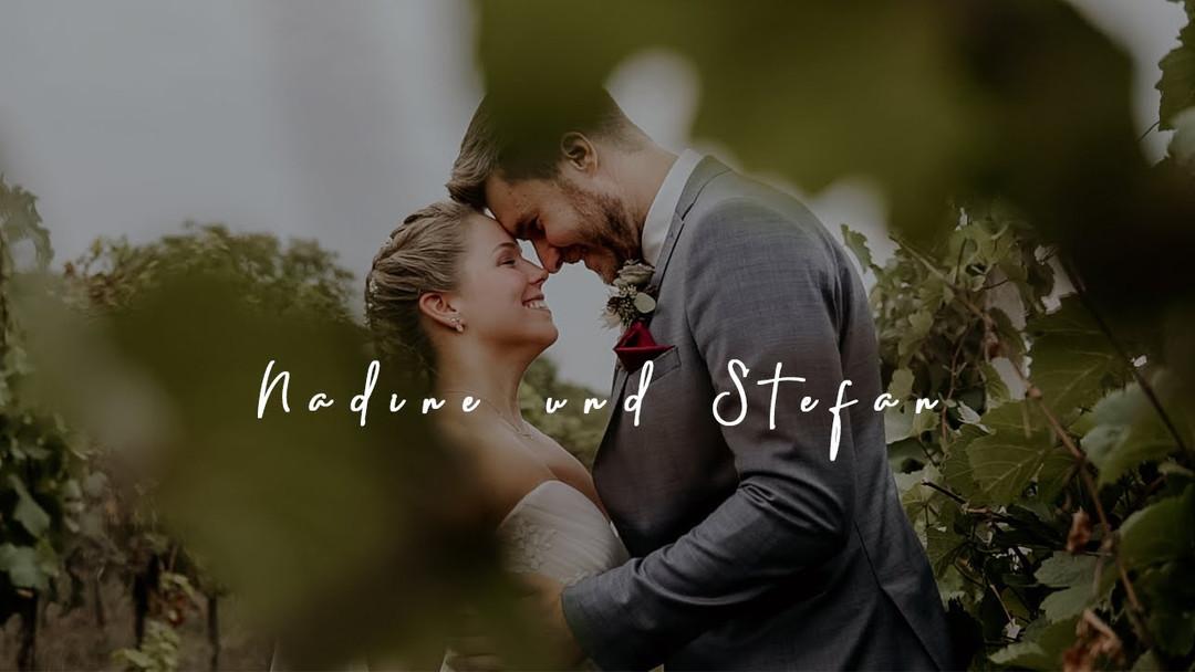 Hochzeitsfilm: Nadine & Stefan
