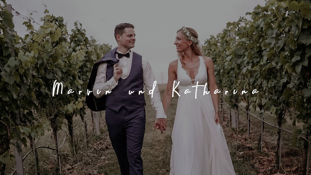Hochzeit Marvin & Kathar