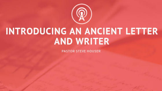 An Introduction to an Ancient Letter and Writer